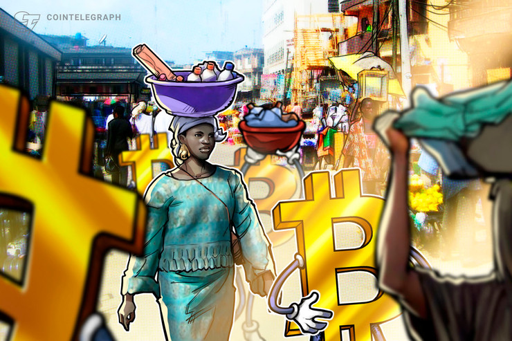 Young Africa Looks to Crypto for Payment