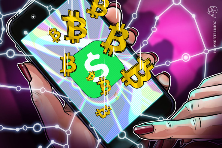 Most of Cash App's $528M Revenue in Q1 Came From Bitcoin