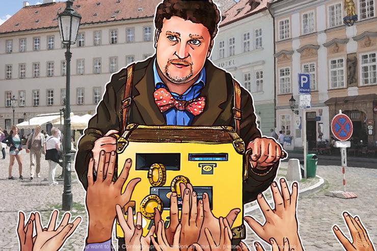 BTMs Bring Bitcoin to General Public