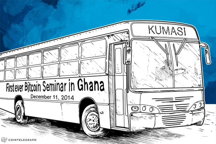 Bitcoin Education Comes to Ghana