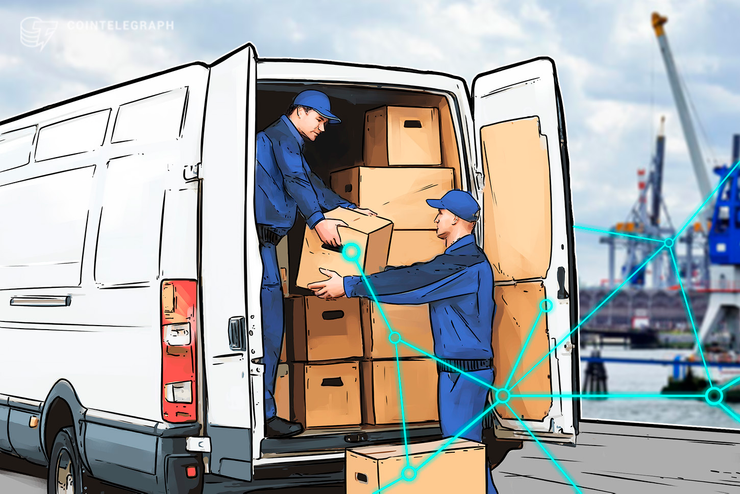 Port of Rotterdam Partners With Blockchain Startup to Innovate Cargo Tracking