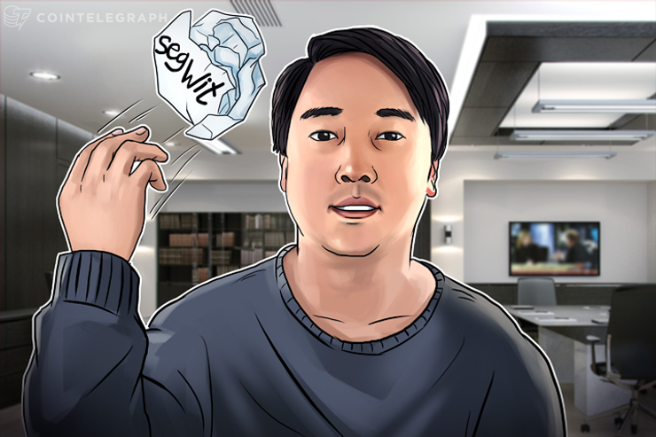Litecoin Creator Charlie Lee Publicly Opposes SegWit2x