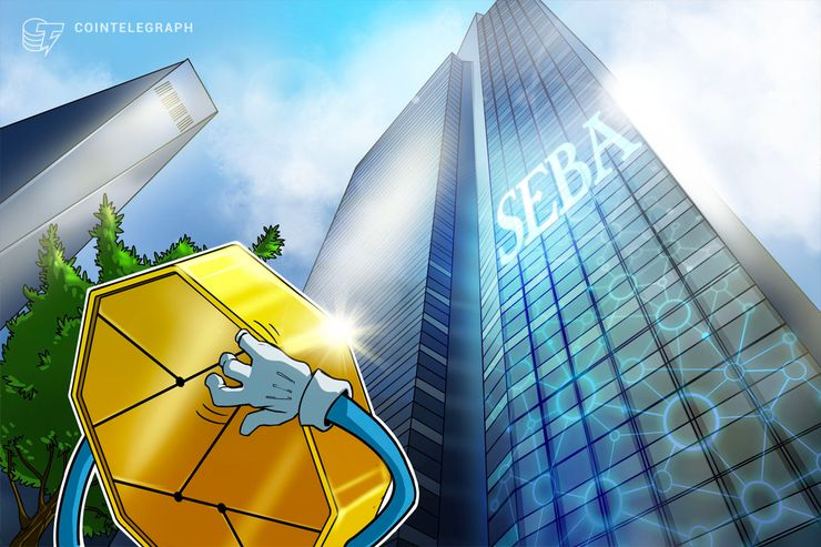 Swiss Startup Raises $103 Million to Launch Cryptocurrency Bank
