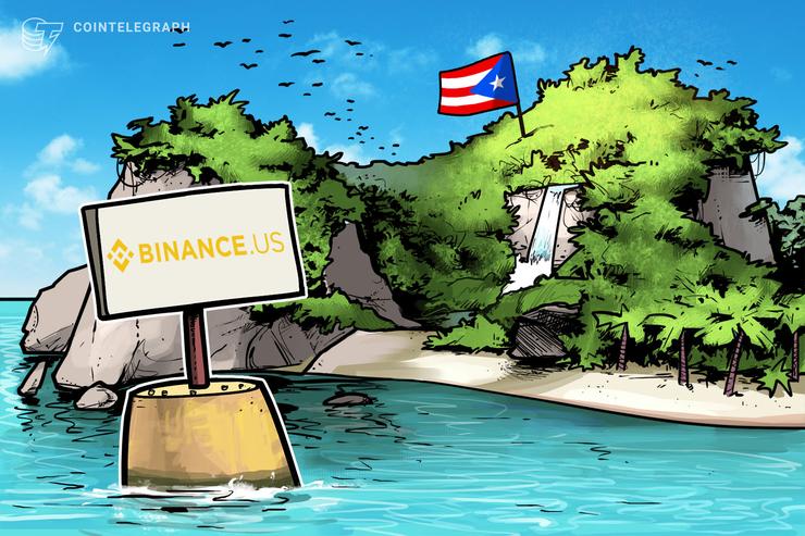 Binance.US abilita le registrazioni per gli utenti di Portorico
