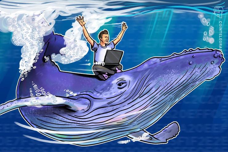 Balinalar Bitcoin'in (BTC) Ardından Ether (ETH) Biriktirmeye Başladı