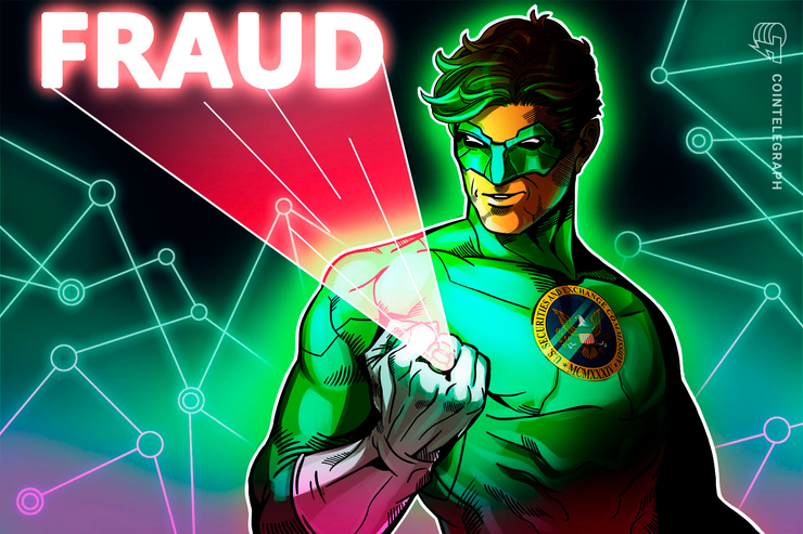 US SEC Traces $3.5M Back To Alleged Fraudster Behind Fake Crypto Mine