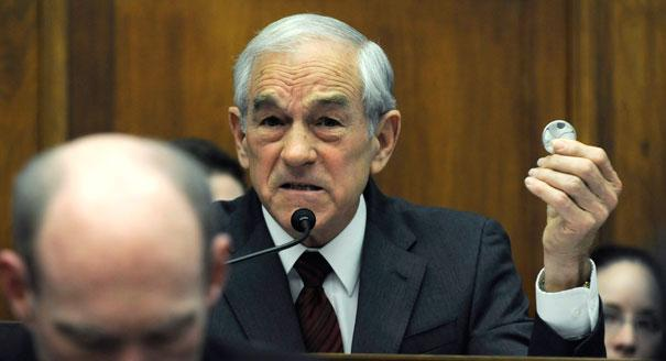 Ron Paul talks about RonPaulCoin, cryptocurrencies