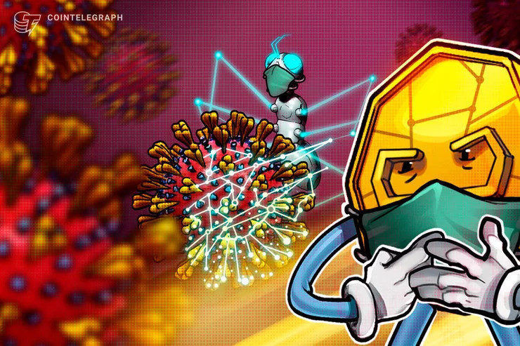 La cripto oportunidad del coronavirus