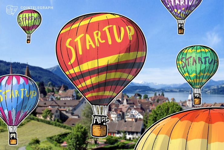 Startup-Neugründungen im Schweizer Crypto-Valley auf Rekordniveau
