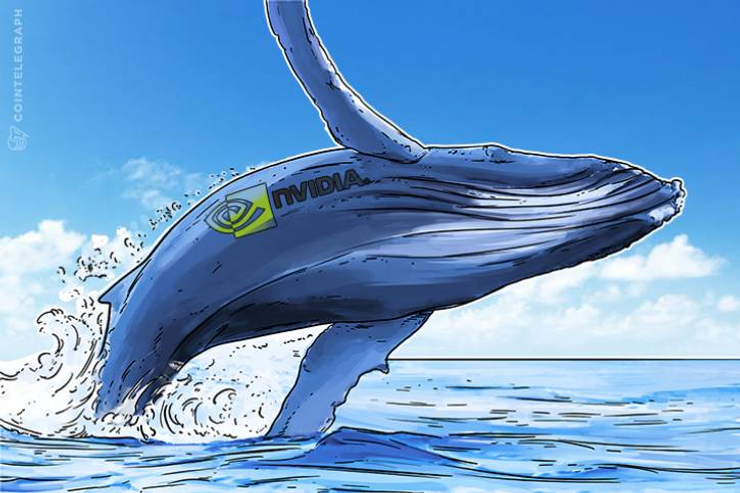 Nvidia Reports First Quarter Crypto Sales, Expects Two-Thirds Drop In Second Quarter