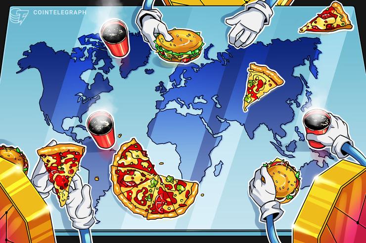Ecco i rivenditori di tutto il mondo che accettano le criptovalute, dalla pizza ai viaggi