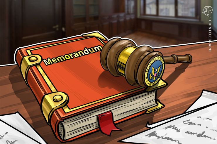SEC Publishes Memorandum From Meeting on SolidX, VanEck BTC ETF Proposal
