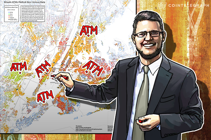 Drug Dealing, Remittances, Poverty Factor in Bitcoin ATMs Placement in NYC