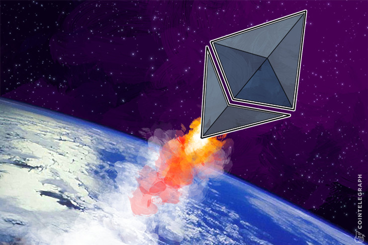 Ethercoin Price Skyrockets as Ethereum Confirms 'Launch'