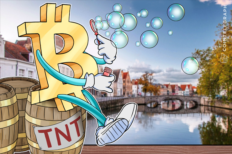 Bitcoin Price Rise A Boom, Not A Bubble: Boombustology Author