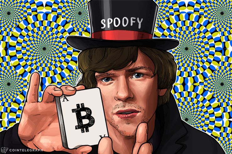 Single Trader with Enormous Bankroll is Manipulating Bitcoin Price, But to What End?
