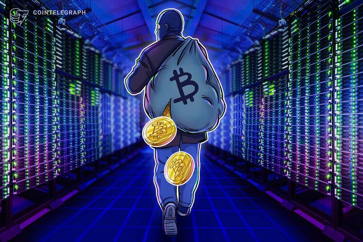 Encapuzados atacam embaixada Bitcoin em Birmingham