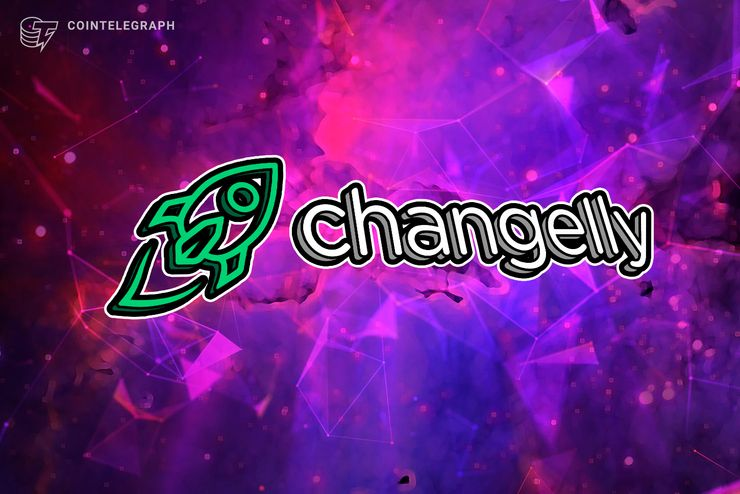 Changelly en colaboración con Button – Multimonedero basado en Telegram