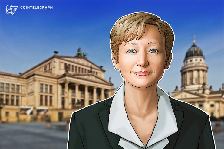 """Neufund Mitbegründerin lobt deutsche Krypto-Regulierung als """"bestes Produkt mit beschissenem Marketing"""""""