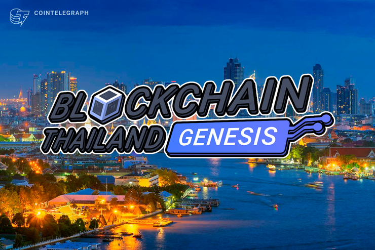 Blockchain Thailand Genesis, Largest Blockchain Event in Thailand