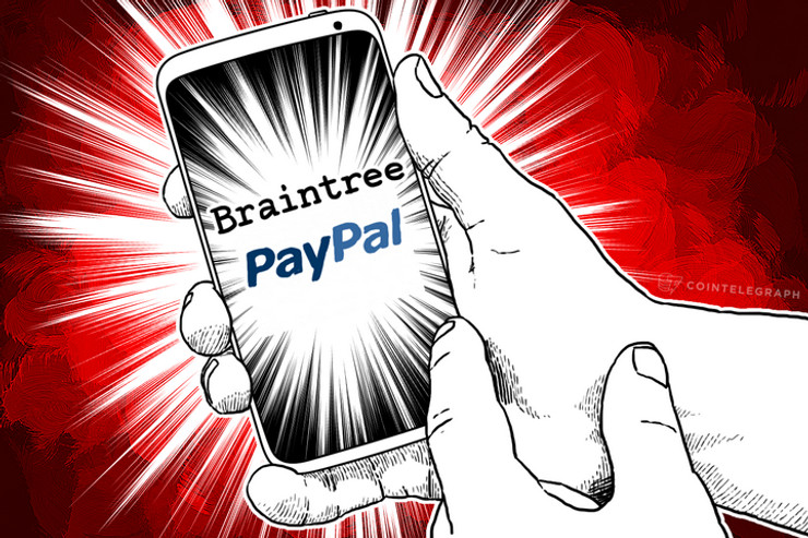PayPal's Braintree Is Now Open to US Merchants