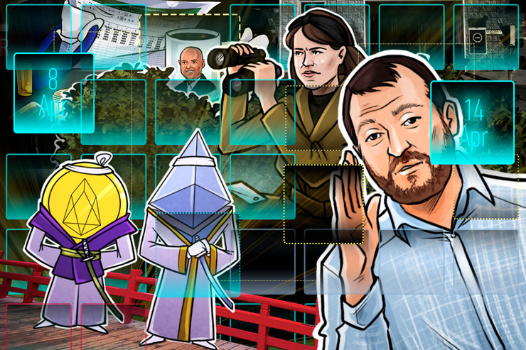 Hodler's Digest, April 8–14: Top Stories, Price Movements, Quotes and FUD of the Week thumbnail