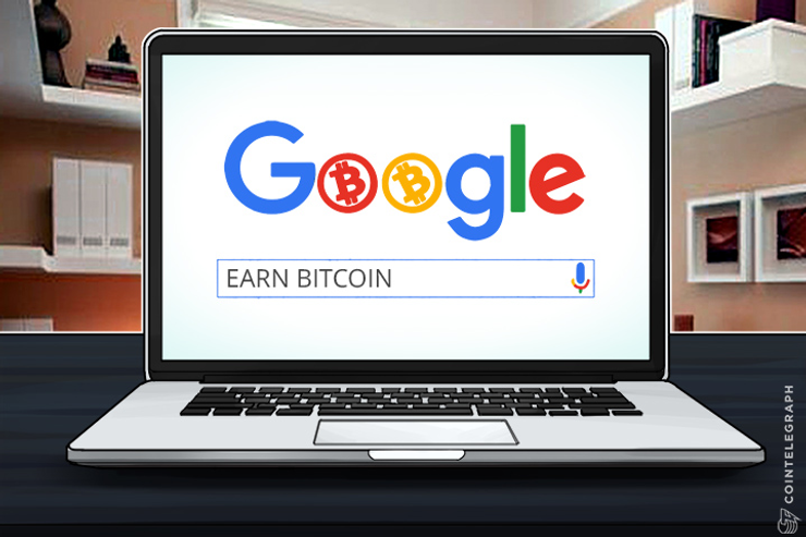 """""""Earn Bitcoin"""" Searches Reach All-time High, Most Come From US, India, Philippines"""
