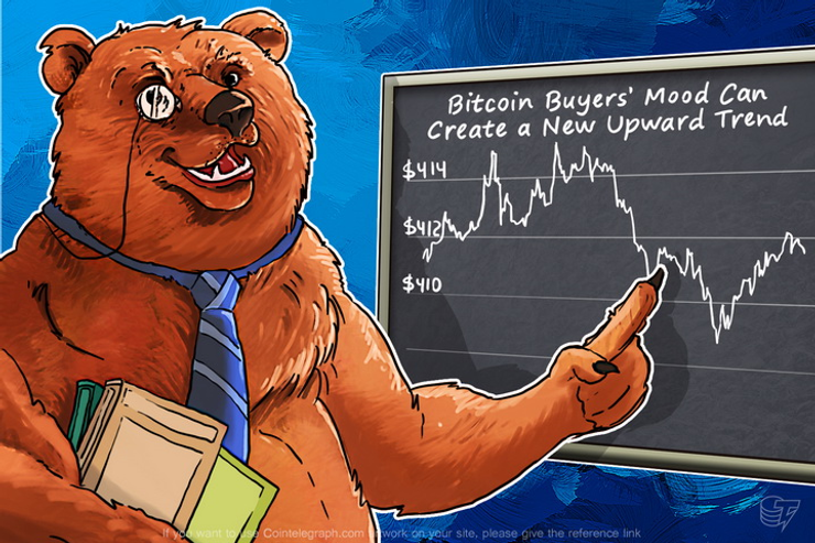 Bitcoin Buyers' Mood Could Create a New Upward Trend