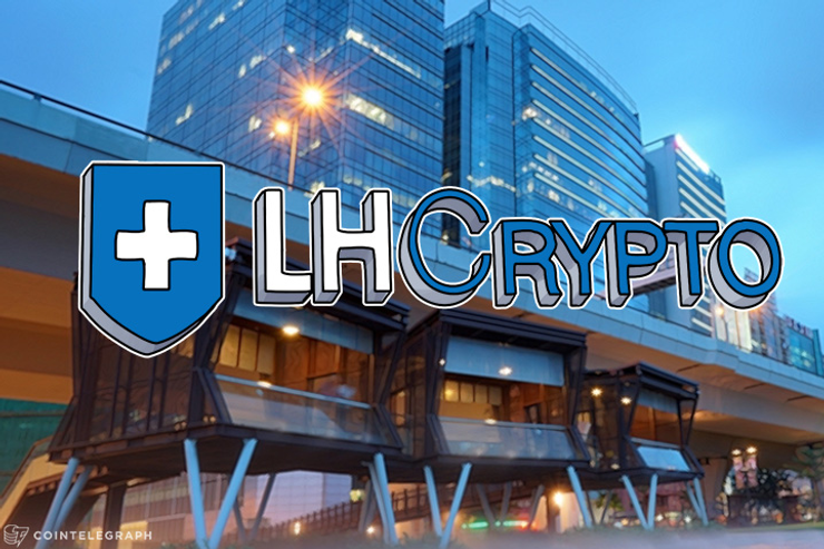 LH-Crypto Launches Token Buyback Before Wrapping Its ICO