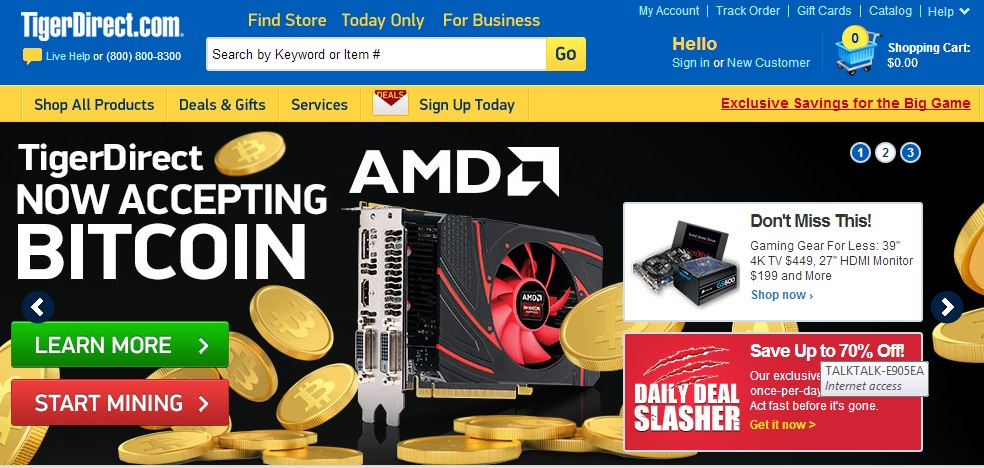 Video Card Retailer Appreciates Selling Boom after Accepting Bitcoin