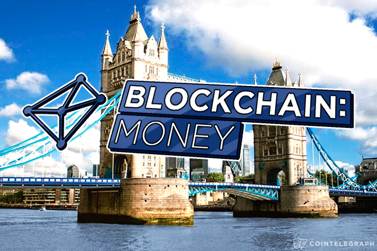 """""""Blockchain: Money"""" Announces Speakers for November Event in London"""