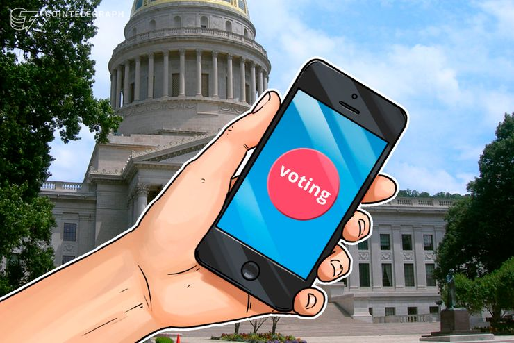 West Virginia Offers Overseas Residents Blockchain Voting Option for Midterm Elections