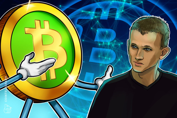 "ETH Co-Founder Vitalik Buterin: ""Bitcoin Cash Is Not Bitcoin"""