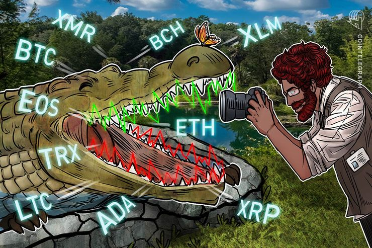 Bitcoin, Ethereum, Ripple, Bitcoin Cash, EOS, Stellar, Litecoin, Cardano, Monero, TRON: Price Analysis, October 19-image