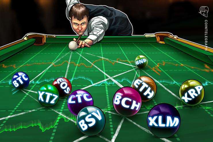 年末までに大きな値動きか 仮想通貨ビットコイン・イーサ・XRP(リップル)のテクニカル分析【価格予想】