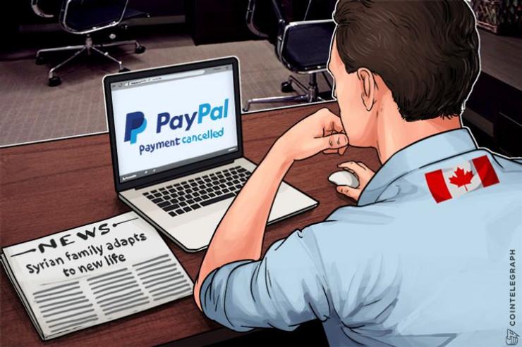 """PayPalが""""シリア""""の単語を自動検知し、とあるメディアのアカウントを凍結―ビットコインを利用するメリットとは?"""