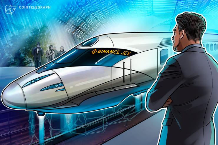 Binance lanza airdrop de tokens tras la adquisición de JEX