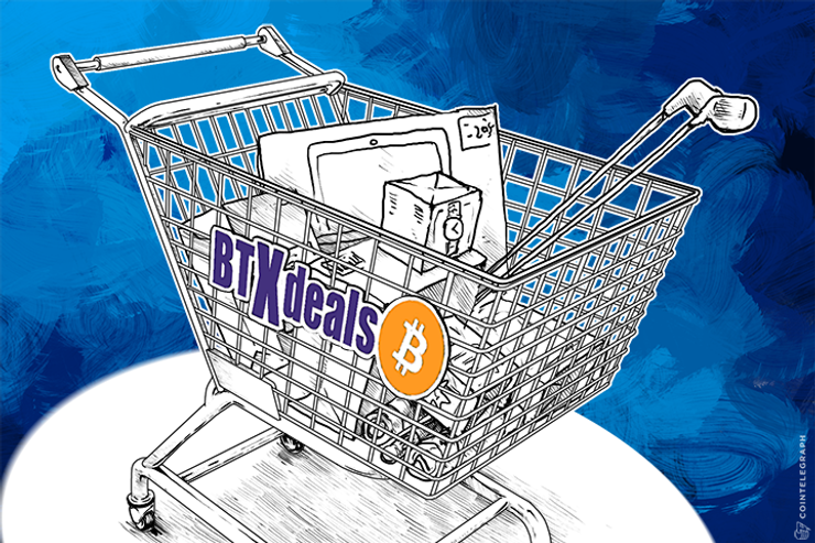 BTXDeals: First Bitcoin Online Marketplace Opens in UK with 50% Lower CPS than eBay or Amazon
