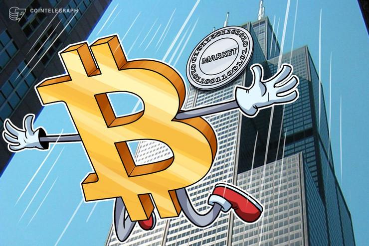 【速報】ビットコイン暴落、1カ月ぶり9000ドル下回る 次のサポートは?【仮想通貨相場】