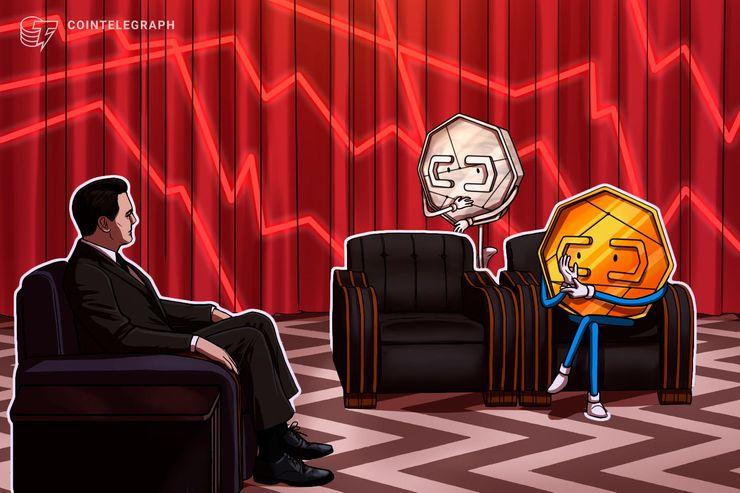 Top-Kryptos gehen leicht zurück: Bitcoin hält sich über 3.500 Euro
