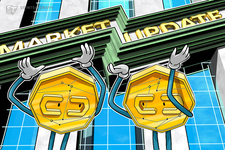 Crypto Market Update: Major Coins Stem Further Losses, With Bitcoin Brushing $7,700