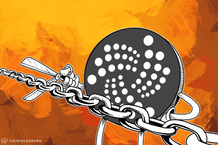 IOTA: A Blockchain-less *GASP* Token for The Internet of Things