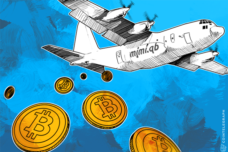 First Publicly Traded Company Targets Western Union with Bitcoin