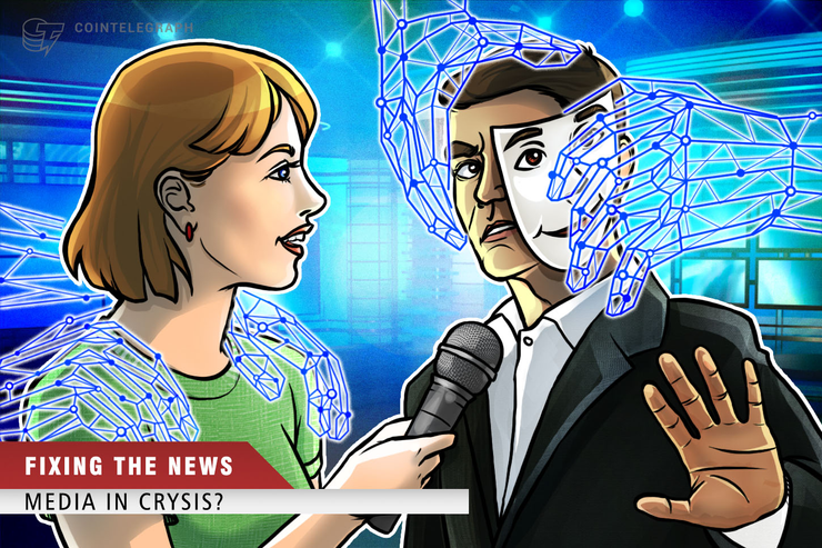 Fixing the News: Blockchain-Powered Solutions for Media in Crisis