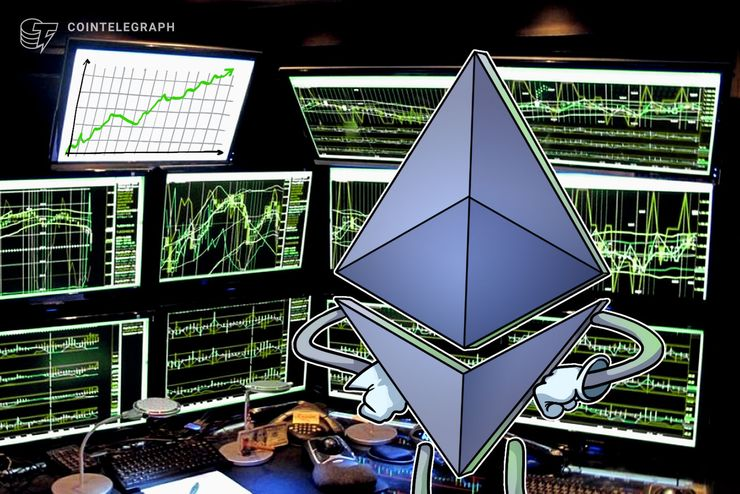 Market Rebounds: Ethereum Soars 18% Back over $200, Bitcoin Regains $6,500 Mark
