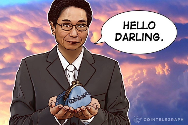 Why Bitcoin Exchange Coinbase is Investment Darling for Japan's Largest Bank