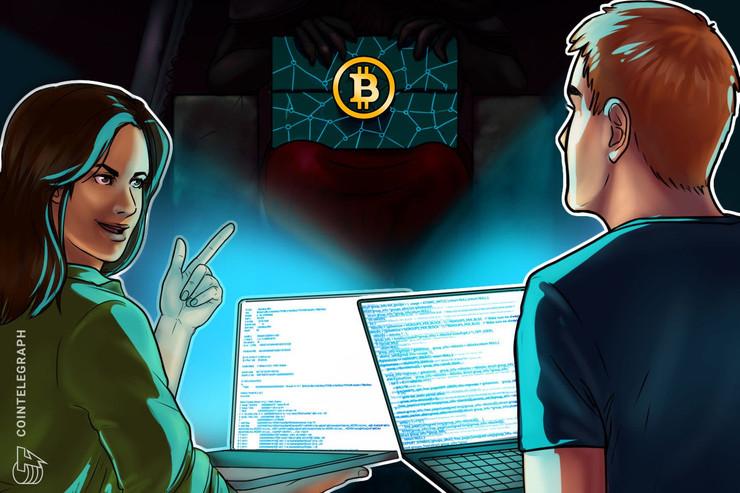 Resmi Bitcoin Web Sitesi El Değiştiriyor