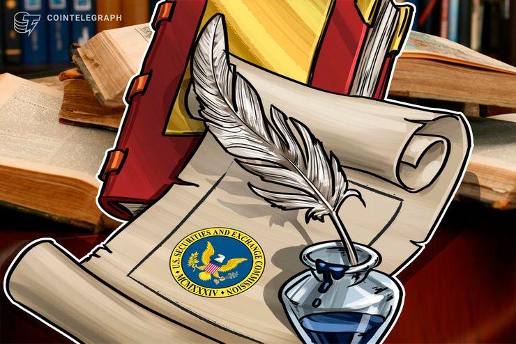 """SEC dos EUA divulga """"primeiras"""" penalidades civis contra duas ICOs por títulos não registrados"""