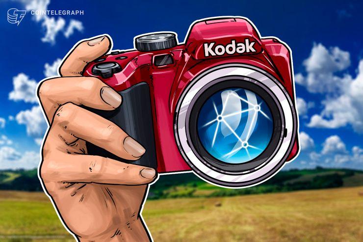 Prueba beta de KodakOne Blockchain ve USD 1 millón en reclamaciones de licencias de contenido