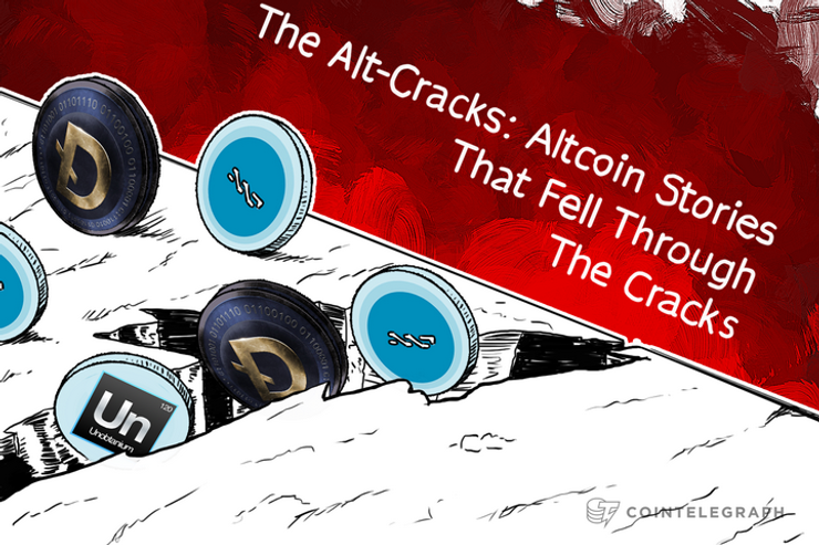 The Alt-Cracks: Altcoin Stories That Fell Through The Cracks